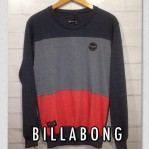 Sweater Jumper Billabong Fleece keren