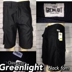 Celana Cargo Greenlight Murah Black fom