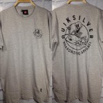 Quicksilver gray tshirt distro Choppaland keren