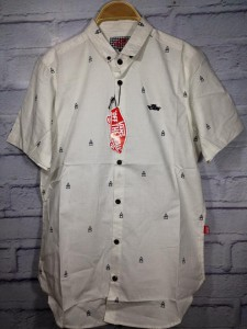 Kemeja murah Vans Houser SS Buttondown Shirt