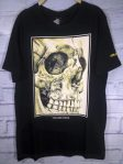 Kaos distro Volcom Skull face limited